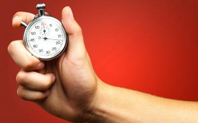 Speed-Decluttering: A Low-Stress Approach
